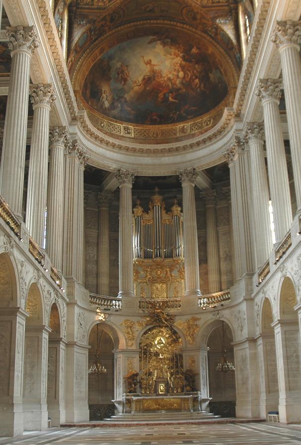 Chapelle meudon chateau - Plafond de la chapelle sixtine description ...